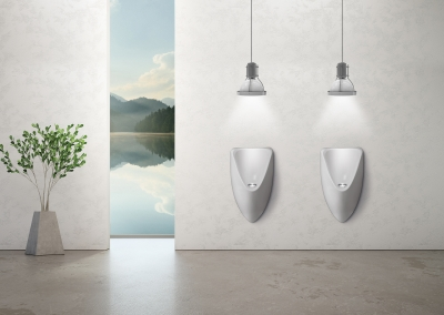 Uridan Master waterless urinal