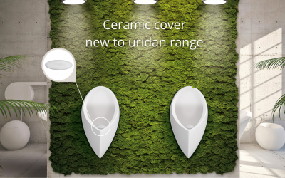 Uridan's Bespoke Solutions boost aesthetics and sustainability in commercial bathrooms